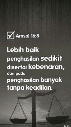 amsal 16.8
