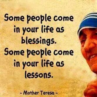 Mother Teresa Says